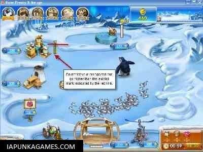Farm Frenzy 3: Ice Age Screenshot Photos 3