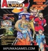 Street Fighter Alpha 3 Free Download ApunKaGames
