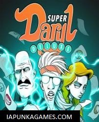 Super Daryl Deluxe Cover, Poster, Full Version, PC Game, Download Free