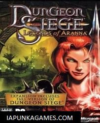 Dungeon Siege: Legends of Aranna Cover, Poster
