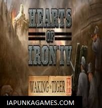 Hearts of Iron 4 Waking the Tiger Free Download