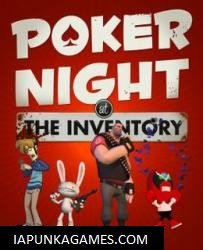 Poker Night at the Inventory Cover, Poster