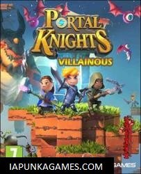 Portal Knights Villainouse Cover, Poster