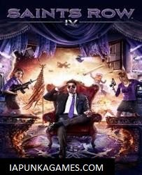 Saints Row 4 Cover, Poster, Full Version, PC Game, Download Free