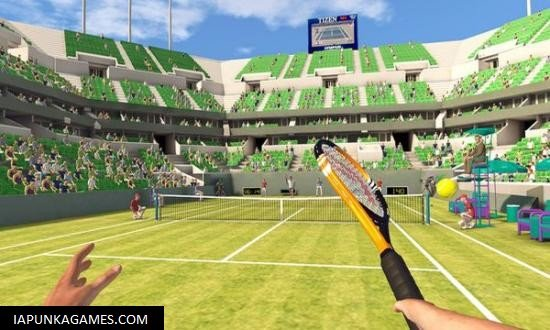 First Person Tennis - The Real Tennis Simulator Screenshot 3, Full Version, PC Game, Download Free