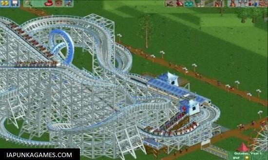 RollerCoaster Tycoon 2: Triple Thrill Pack Screenshot 3, Full Version, PC Game, Download Free
