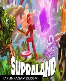 Supraland Cover, Poster, Full Version, PC Game, Download Free