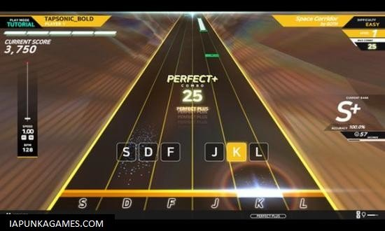 Tapsonic Bold Screenshot 1, Full Version, PC Game, Download Free
