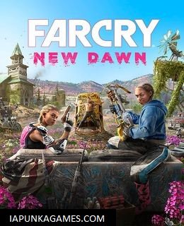 Far Cry New Dawn Cover, Poster, Full Version, PC Game, Download Free