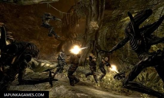 Aliens vs. Predator Screenshot 3, Full Version, PC Game, Download Free