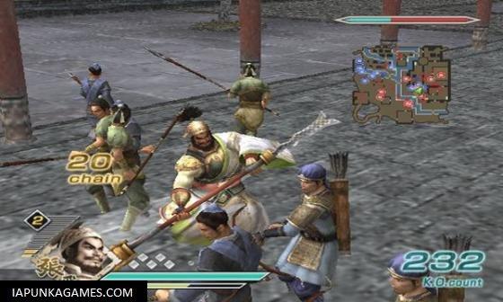 Dynasty Warriors 6 Screenshot 3, Full Version, PC Game, Download Free