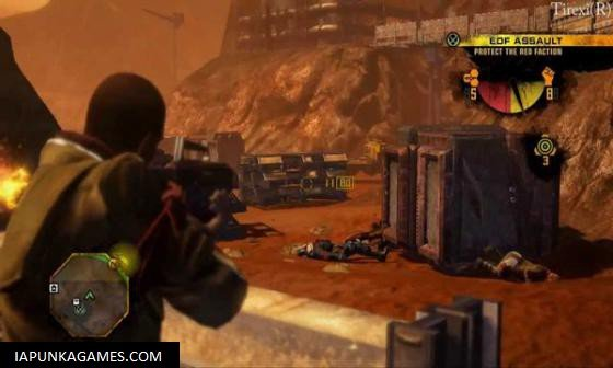 Red Faction: Guerrilla Screenshot 3, Full Version, PC Game, Download Free