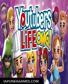 Youtubers Life Cover, Poster, Full Version, PC Game, Download Free