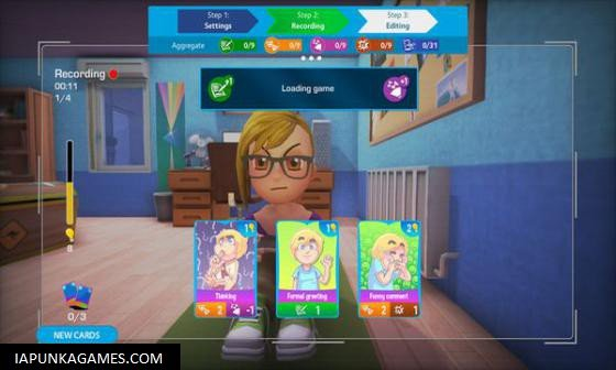 Youtubers Life Screenshot 1, Full Version, PC Game, Download Free