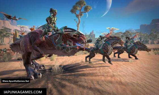 Age of Wonders: Planetfall Screenshot 1, Full Version, PC Game, Download Free