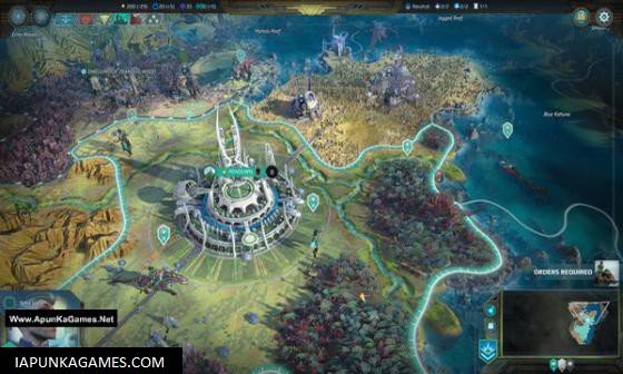 Age of Wonders: Planetfall Screenshot 2, Full Version, PC Game, Download Free