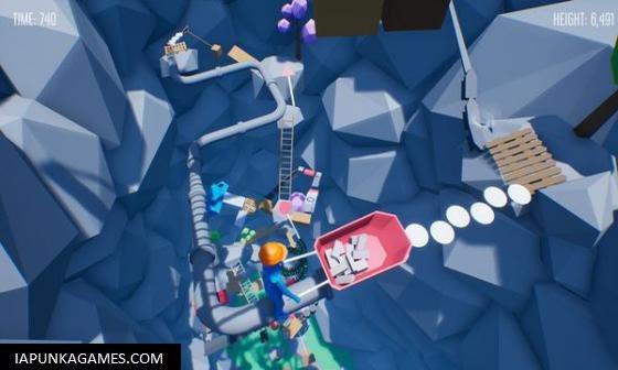 Climb With Wheelbarrow Screenshot 3, Full Version, PC Game, Download Free