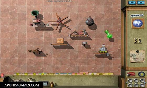 Crazy Machines 1 Screenshot 3, Full Version, PC Game, Download Free