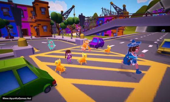 Must Dash Amigos Screenshot 3, Full Version, PC Game, Download Free