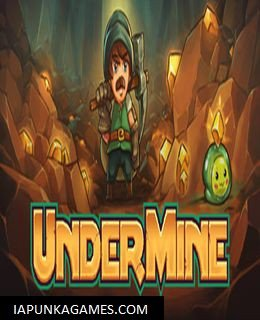 UnderMine Cover, Poster, Full Version, PC Game, Download Free