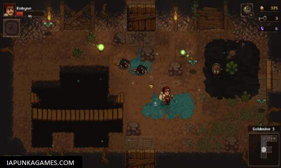 UnderMine Screenshot 1, Full Version, PC Game, Download Free
