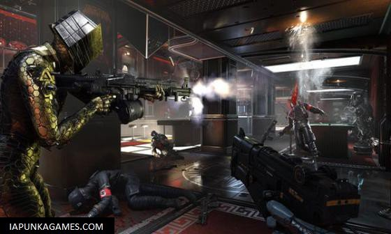 Wolfenstein: Youngblood Screenshot 1, Full Version, PC Game, Download Free