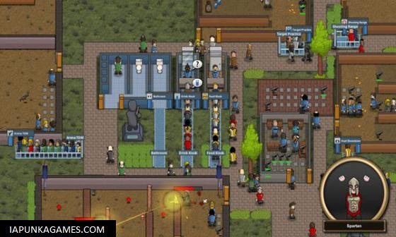 Battle Royale Tycoon Screenshot 1, Full Version, PC Game, Download Free