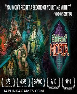 Children of Morta Cover, Poster, Full Version, PC Game, Download Free
