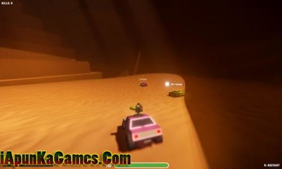 Dead by Wheel: Battle Royal Screenshot 2, Full Version, PC Game, Download Free