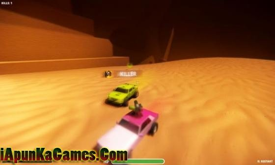 Dead by Wheel: Battle Royal Screenshot 3, Full Version, PC Game, Download Free