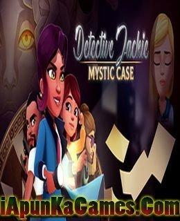 Detective Jackie Mystic Case  Free Download ApunKaGames