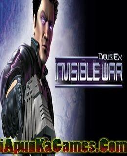 Deus Ex Invisible War  Free Download ApunKaGames