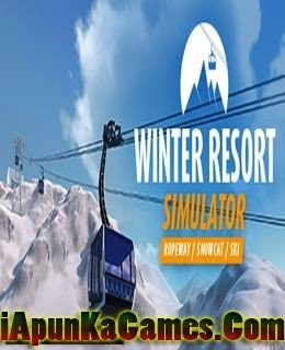 Winter Resort Simulator Free Download ApunKaGames