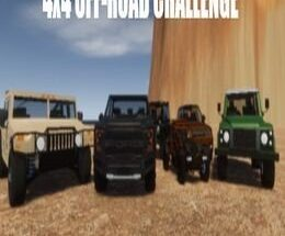 4X4 Off Road Challenge Free Download