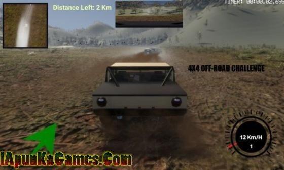 4X4 Off Road Challenge Free Download Screenshot 3