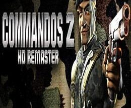 Commandos 2 HD Remaster Free Download