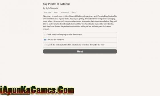Sky Pirates of Actorius Free Download Screenshot 3