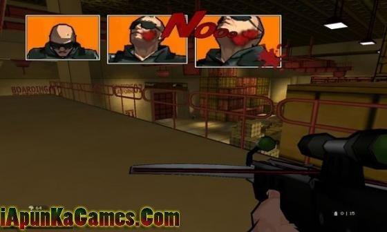 XIII Free Download Screenshot 3