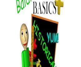 Baldis Basics Plus Free Download