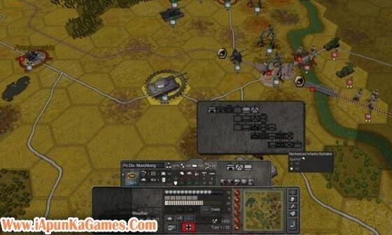Germany at War Soviet Dawn Free Download Screenshot 3
