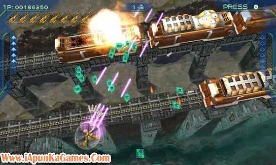 Zero Gunner 2 Free Download Screenshot 3