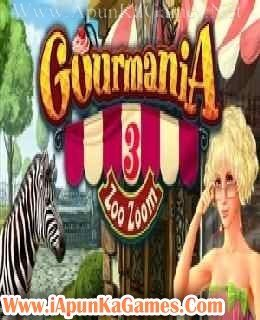 Gourmania 3 Zoo Zoom Free Download